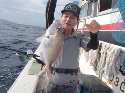 秀吉丸の2019年8月25日(日)4枚目の写真