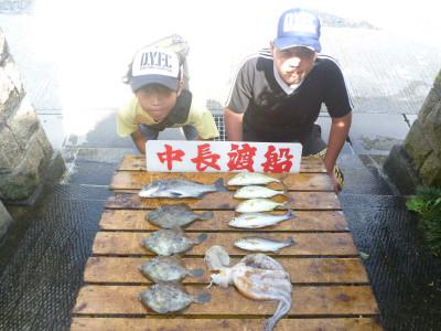 中長渡船の2019年8月25日(日)2枚目の写真