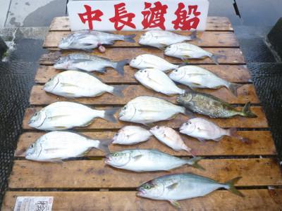 中長渡船の2019年8月26日(月)1枚目の写真