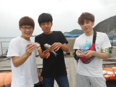 由良海つり公園&釣堀ランドの2019年8月27日(火)1枚目の写真