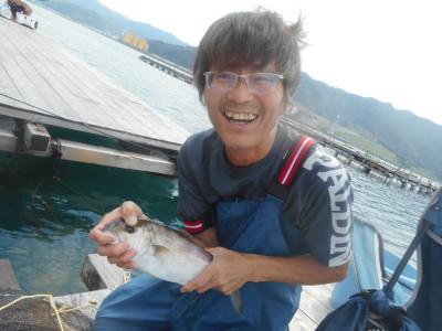 由良海つり公園&釣堀ランドの2019年8月31日(土)1枚目の写真