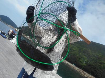 由良海つり公園&釣堀ランドの2019年8月31日(土)2枚目の写真