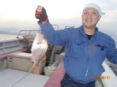秀吉丸の2019年8月31日(土)2枚目の写真
