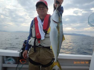 秀吉丸の2019年8月30日(金)5枚目の写真