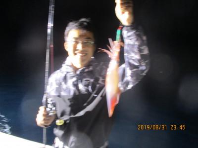 信隆丸の2019年8月31日(土)1枚目の写真