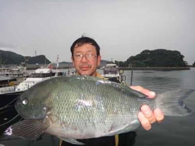 丸銀釣りセンターの2019年8月25日(日)2枚目の写真