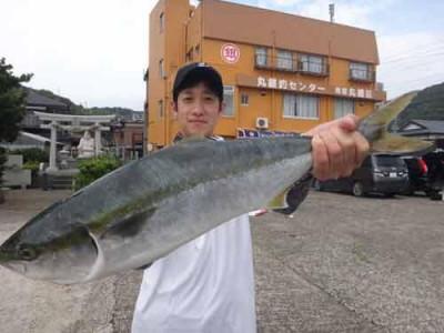 丸銀釣りセンターの2019年8月30日(金)1枚目の写真