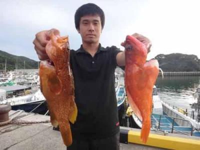 丸銀釣りセンターの2019年8月31日(土)2枚目の写真