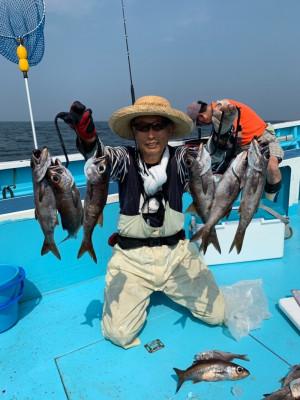 伊三郎丸の2019年9月11日(水)1枚目の写真