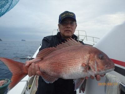 秀吉丸の2019年9月11日(水)1枚目の写真