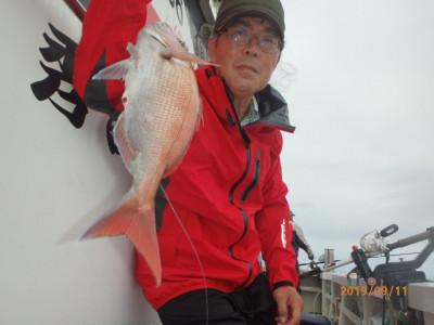 秀吉丸の2019年9月11日(水)3枚目の写真