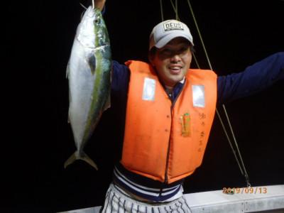 秀吉丸の2019年9月13日(金)2枚目の写真