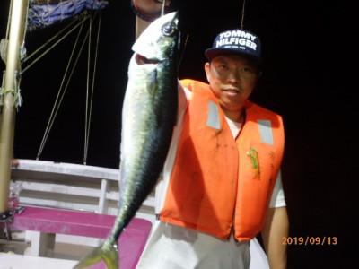 秀吉丸の2019年9月13日(金)3枚目の写真