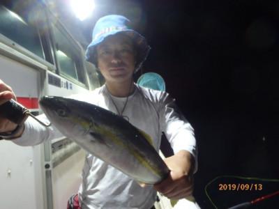 秀吉丸の2019年9月13日(金)4枚目の写真
