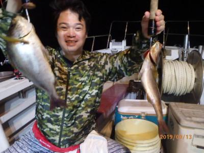 秀吉丸の2019年9月13日(金)5枚目の写真