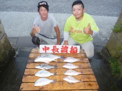 中長渡船の2019年9月15日(日)2枚目の写真