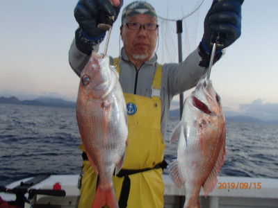 秀吉丸の2019年9月15日(日)3枚目の写真