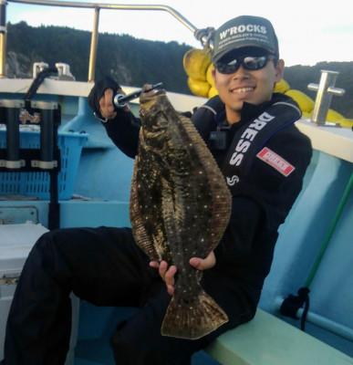 佐々木釣具店 平進丸の2019年9月15日(日)2枚目の写真