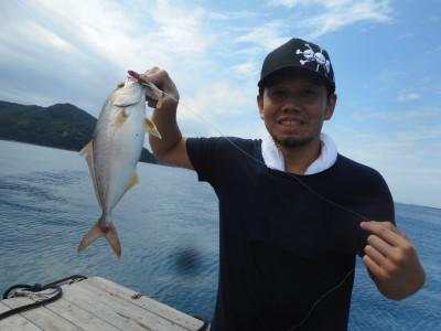 由良海つり公園&釣堀ランドの2019年9月18日(水)2枚目の写真