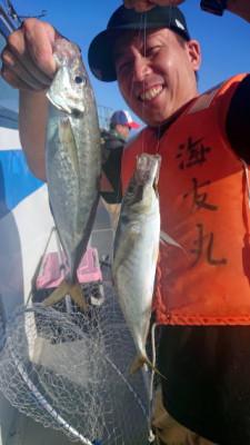 第一海友丸の2019年9月15日(日)2枚目の写真