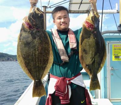 佐々木釣具店 平進丸の2019年9月20日(金)1枚目の写真