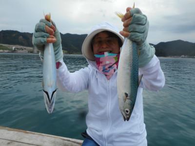 由良海つり公園&釣堀ランドの2019年9月20日(金)1枚目の写真