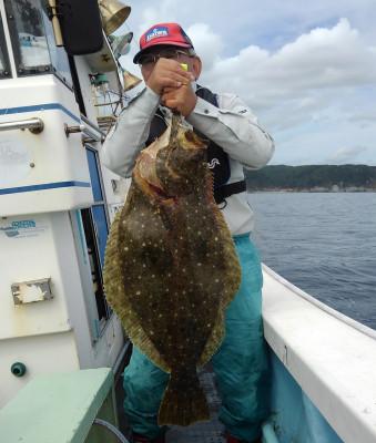 佐々木釣具店 平進丸の2019年9月21日(土)1枚目の写真