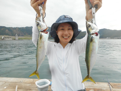 由良海つり公園&釣堀ランドの2019年9月21日(土)1枚目の写真