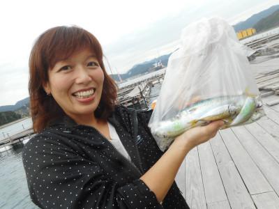 由良海つり公園&釣堀ランドの2019年9月21日(土)2枚目の写真