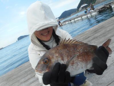 由良海つり公園&釣堀ランドの2019年9月21日(土)4枚目の写真