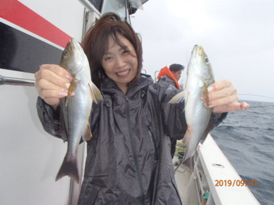 秀吉丸の2019年9月21日(土)1枚目の写真