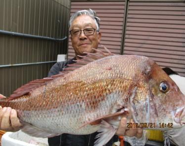 奥村釣船の2019年9月21日(土)1枚目の写真