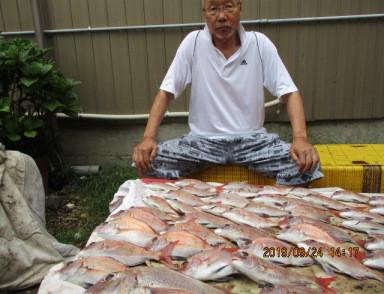 奥村釣船の2019年9月24日(火)2枚目の写真