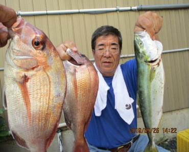 奥村釣船の2019年9月25日(水)1枚目の写真