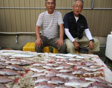 奥村釣船の2019年9月25日(水)3枚目の写真
