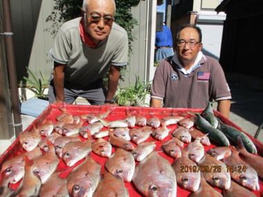 奥村釣船の2019年9月25日(水)4枚目の写真