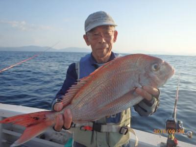 秀吉丸の2019年9月26日(木)3枚目の写真