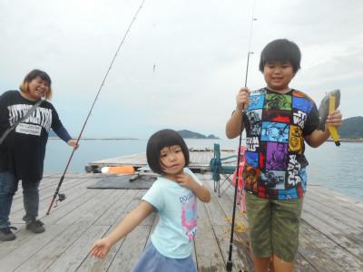 由良海つり公園&釣堀ランドの2019年9月27日(金)1枚目の写真