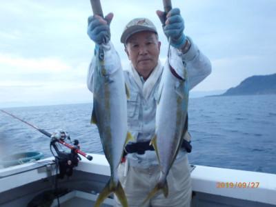 秀吉丸の2019年9月27日(金)5枚目の写真