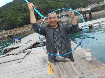由良海つり公園&釣堀ランドの2019年9月28日(土)1枚目の写真