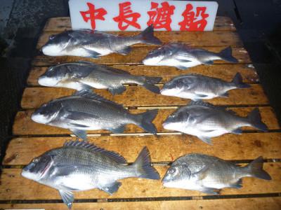 中長渡船の2019年9月27日(金)1枚目の写真