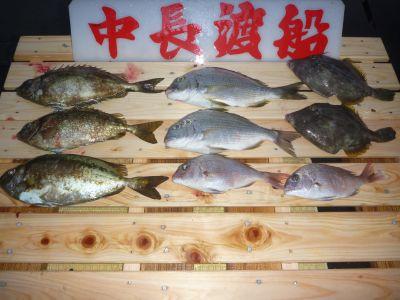中長渡船の2019年9月28日(土)2枚目の写真