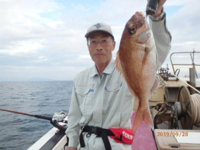 秀吉丸の2019年9月28日(土)3枚目の写真