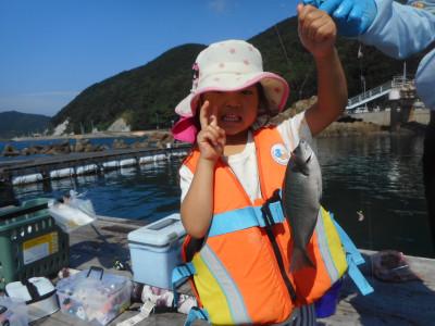 由良海つり公園&釣堀ランドの2019年9月30日(月)1枚目の写真