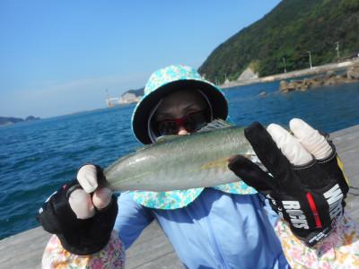 由良海つり公園&釣堀ランドの2019年9月30日(月)2枚目の写真