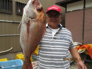 奥村釣船の2019年9月28日(土)1枚目の写真