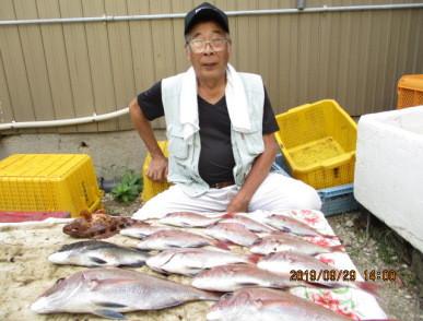 奥村釣船の2019年9月29日(日)1枚目の写真