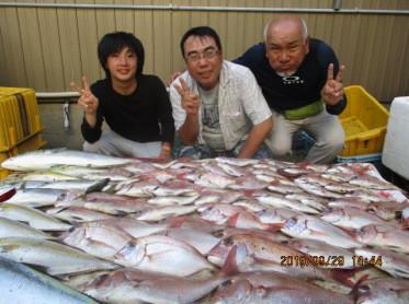奥村釣船の2019年9月29日(日)2枚目の写真
