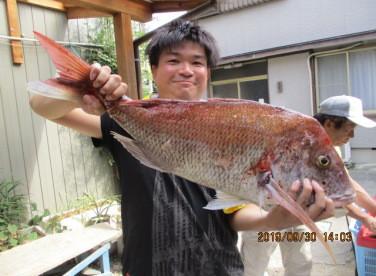 奥村釣船の2019年9月30日(月)1枚目の写真