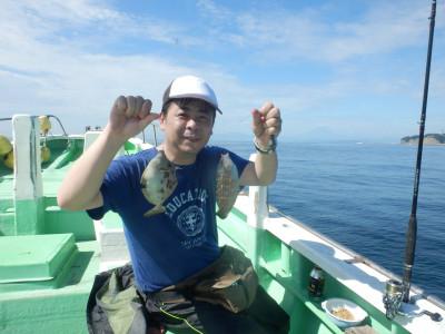 多希志丸の2019年9月28日(土)3枚目の写真